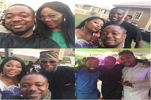 Photos From Funke Akindele House Warning in Lagos