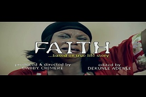 Dabby Chimere Starts The Year With 'Faith'