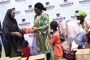 Dangote Food Companies Reward Distributors With Cash Prizes