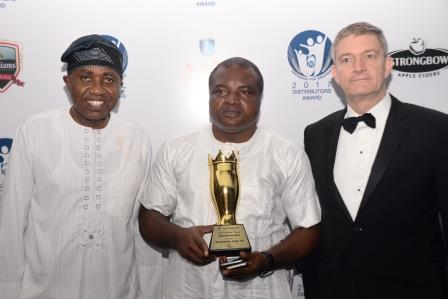 Nigerian Breweries Rewards Trade Partners, Promises Exciting Year Ahead