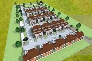Pracht Gardens Estate Ready In April