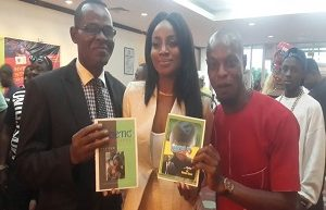 Celebrities Endorse Victor Edogun's Books