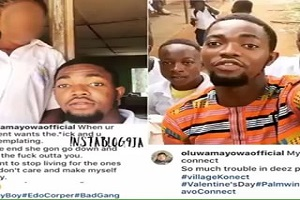 Youth Corper Who Boasted About Sleeping With Students Deletes Post