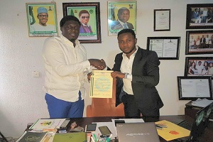 Dami Adenuga Joins 2Face, Others As NUMATVILLE Megacity Ambassador