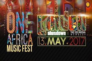 One Africa Music Fest Takes Over Wembley Arena May 13