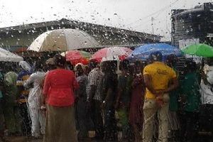 Odd Things That Happen Whenever It Rains In Lagos