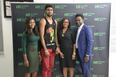 Tall Thin Tony Commends Heritage Bank For Promoting Nigeria Culture