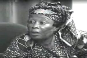 Veteran Actress, Ramota, of New Masquerade Is Dead