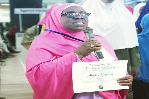 Story Of A Muslim Fashion Designer, Akinbile Muftiat