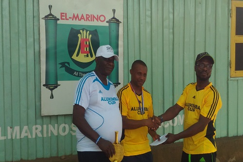 Uchechi Okere Wins El Marino Alukimba Table Tennis Tourney