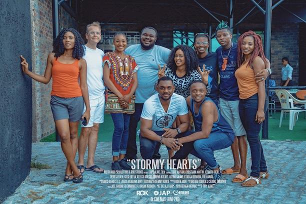 Judith Audu Takes 'Stormy Hearts' to Cinemas June 2