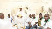 Ooni, Alake of Egba Back 2017 Nigeria Carnival In USA