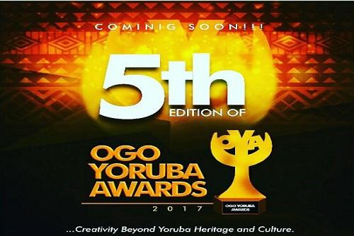 Organisers Fix July 2 For 5th OYA Awards