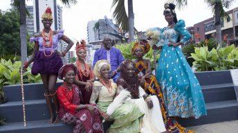 Olu Jacobs Commends Africa Fashion Week Nigeria 2017