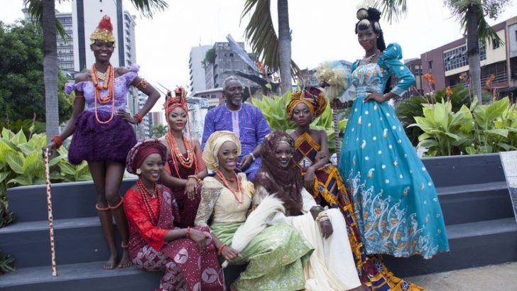 Olu Jacobs Commends Africa Fashion Week Nigeria 2017