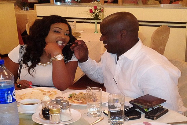 Mercy Aigbe Gets Restraining Order Against Hubby