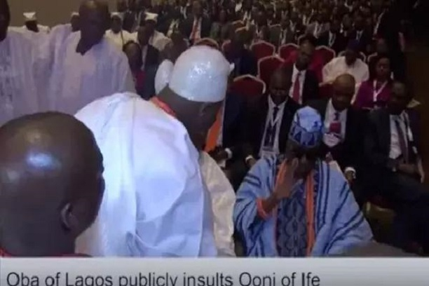 Oba of Lagos Rebuffs Ooni of Ife: Appraising the Aftereffects, By Omoshola Deji