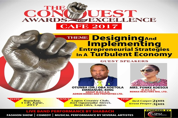 2017 Conquest Awards for Excellence Gathers Momentum