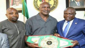 Evander Holyfield, ACI Entertainment Partner on Boxing Reality Show