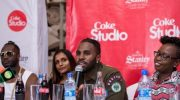 Jason Derulo in Kenya for 2017 Coke Studio Africa