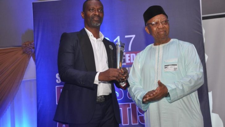 Toks Modupe Emerges PR Personality Of The Decade