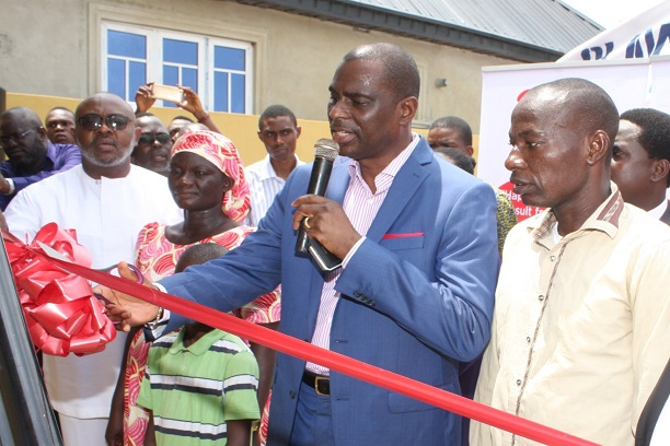 Airtel Builds Ultra-Modern 2-Bedroon Flat for Fire Victims