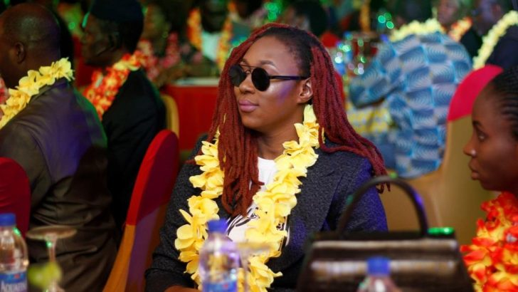 What Is Happening To Cynthia Morgan?
