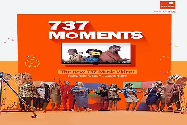 Watch Music Video Of Popular GTBank 737 Theme Song