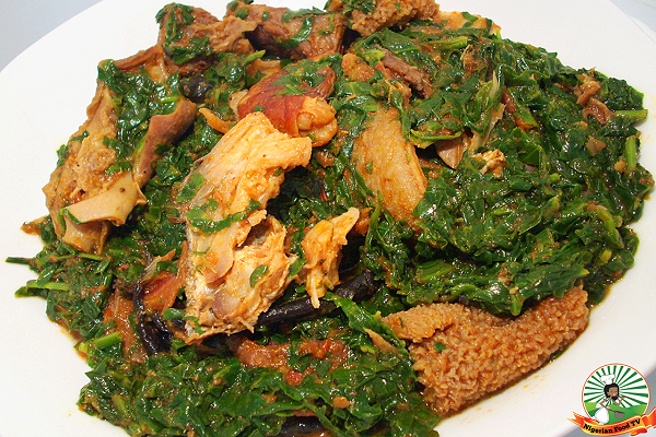 Top Five Tasty Nigerian Soups For Tourists
