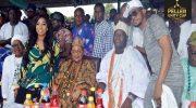 Ooni, Alaafin Of Oyo, K1, Others Honour Peller Unity Cup