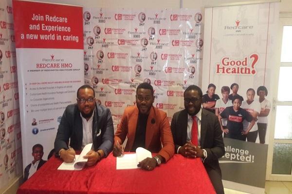 Redcare HMO Unveils Deyemi Okanlawon As Brand Ambassador