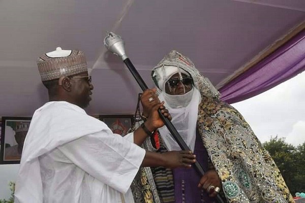 BBLLI Celebrates Shehu Chindo Yamusa III On Coronation As Emir Of Keffi