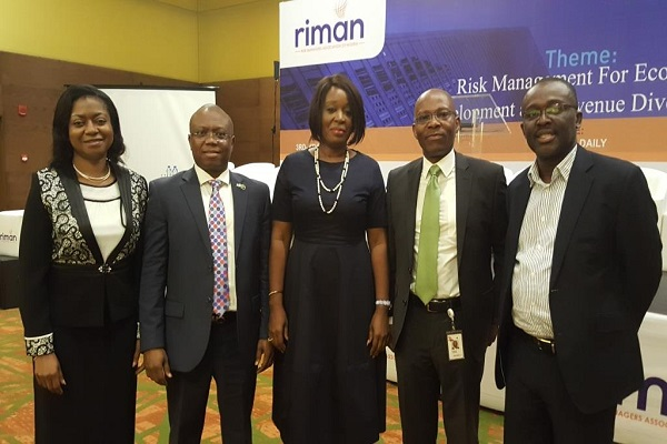 Heritage Bank, RIMAN, FDC Urge Firms To Embrace Modern Risk Mgt. Practices