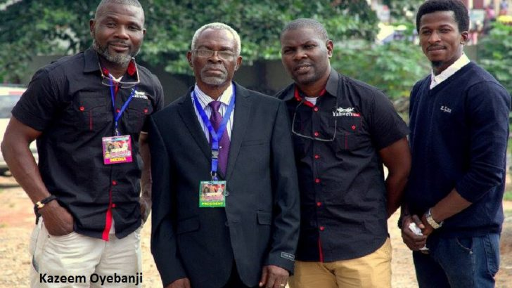 Kazeem Olasunkanmi's Large Heart, Marks Birthday With Orphans