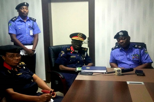NSCDC Partners Lagos Police Commissioner to Tackle Crime