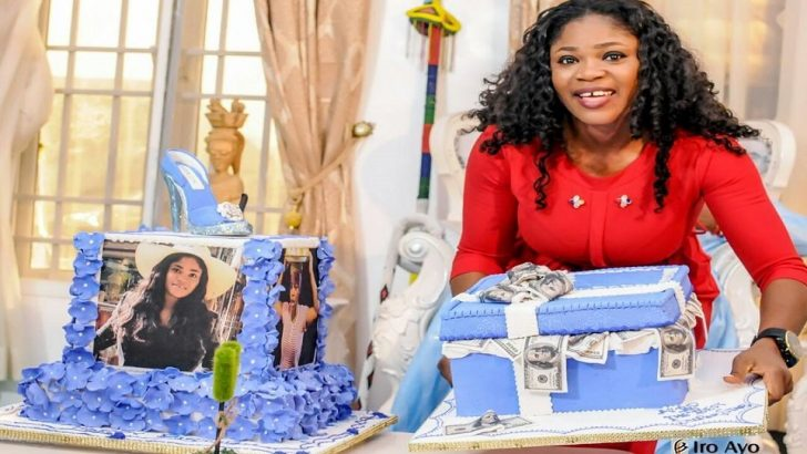 Nollywood Actress, Eniola Ajao, Picks Multi-Million Naira Deal