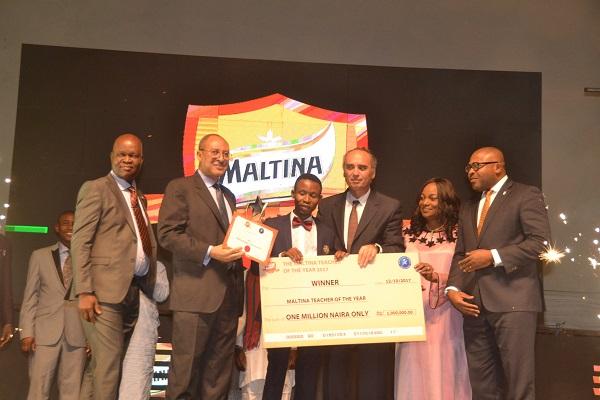 Delta Teacher Wins 2017 Maltina Teacher Of The Year Award