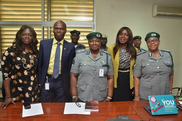Nigeria Customs Pledges Stronger Ties With Guinness Nigeria