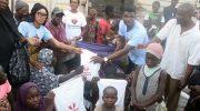 Eli Adewole Foundation Takes Project Feed To Agege