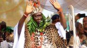 Aare Ona Kakanfo: Jonathan, EU Congratulate Gani Adams