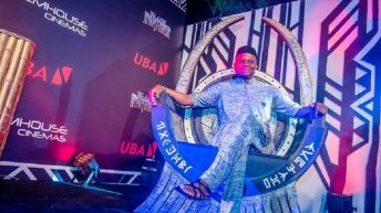 Excitement as UBA Premieres Black Panther In Lagos (PHOTOS)