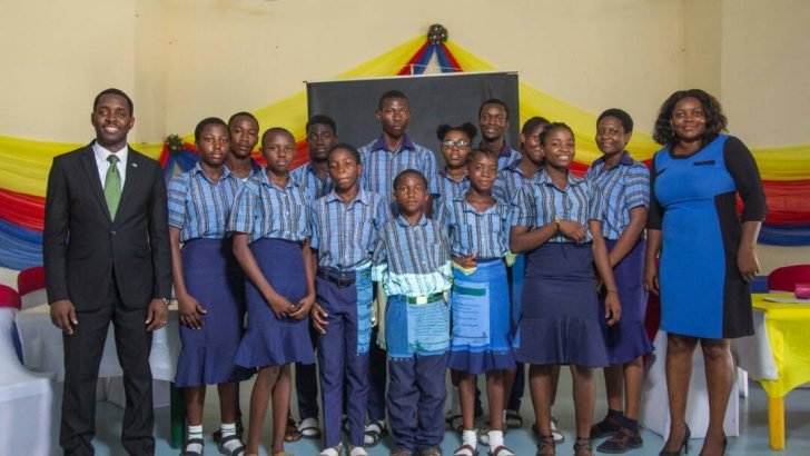 Heritage Bank Lectures 5,544 Pupils On Financial Literacy