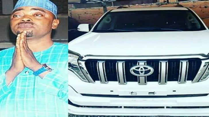 Top Islamic Artiste, Saoty-Arewa, Acquires Expensive SUV Ahead Of US Tour