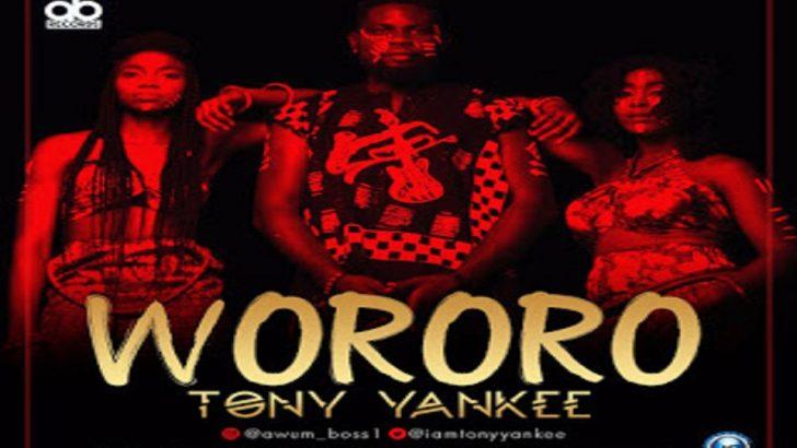 Tony Yankee Goes Wild In Wororo Video