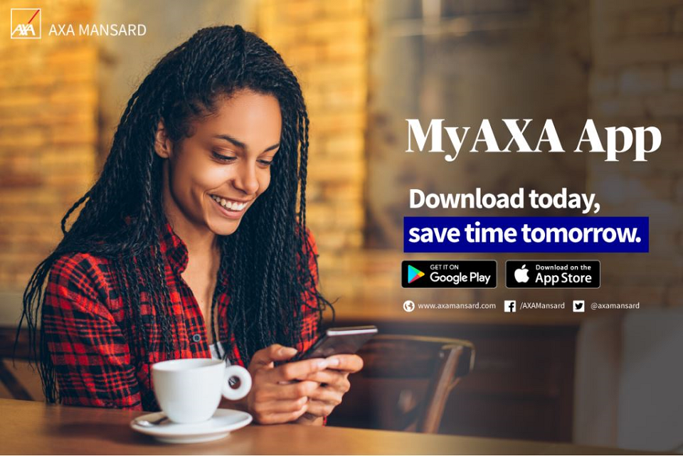 axa mansard launches mobile app to enhance seamless service delivery aproko247 magazine. Black Bedroom Furniture Sets. Home Design Ideas