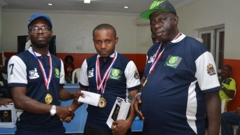 Teacher Retains El-Marino Table Tennis Title