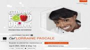 Lorraine Pascale To Attend 2018 GTBank Food And Drink Fair