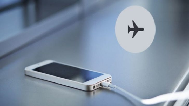 Why You Should Use Airplane Mode Even When Not Flying