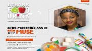 Chef Muse To Grace 2018 GTBank Food, Drink Fair