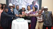 Shina Peters, KSB, Ras Kimono, Others Elected Into COSON Board